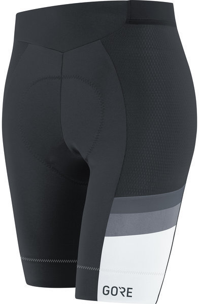 Gore Wear C7 Women CC Short Tights+ Color: Black/Asteroid Grey