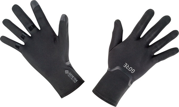 Gore Wear M GORE-TEX INFINIUM Stretch Gloves Color: Black