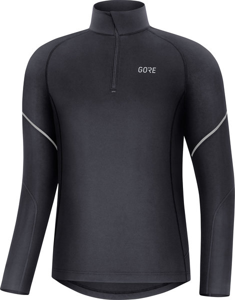 Gore Wear M Mid Long Sleeve Zip Shirt