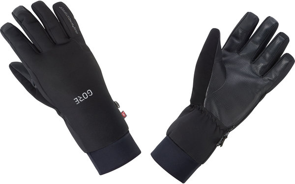 Gore Wear M GORE WINDSTOPPER Insulated Gloves Color: Black