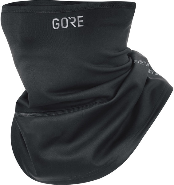 Gore Wear M GORE WINDSTOPPER Neck and Face Warmer Color: Black
