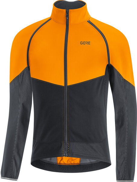Gore Wear PHANTOM GORE-TEX INFINIUM Jacket Color: Bright Orange/Black
