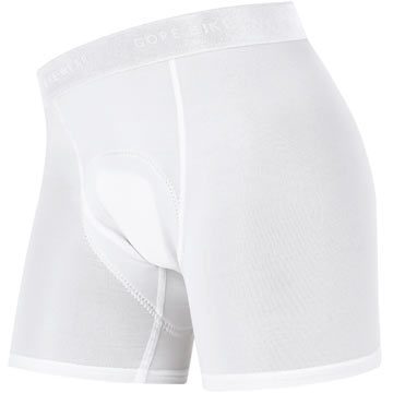 Gore Wear Baselayer Lady Shorty Color: White