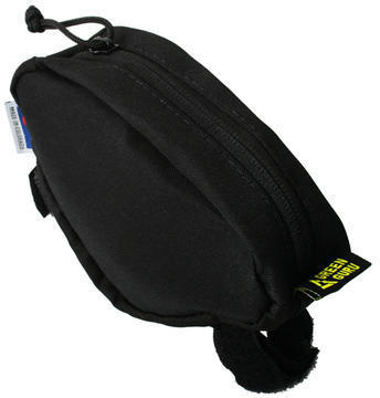 Green Guru Clincher Frame Bag - Mini Color: Black