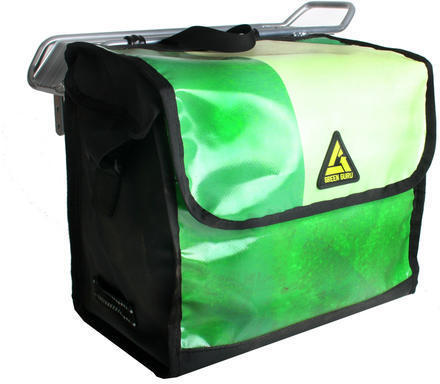 Green Guru Dutchy 22L Pannier Image differs from actual product