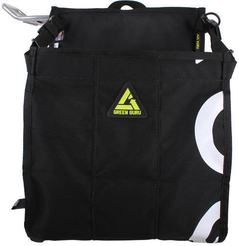Green Guru Freerider 31L Pannier Color: Black