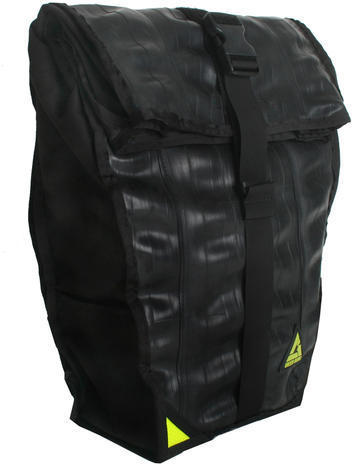 Green Guru High Roller 36L Backpack Pannier Color: Black