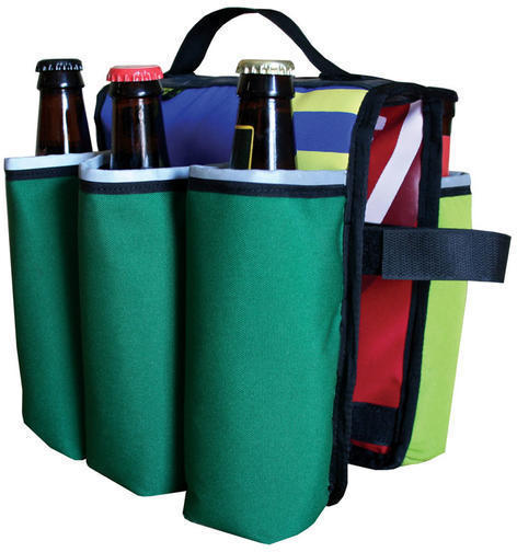 Green Guru Sixer 6-Pack Top Tube Holder Image differs from actual product