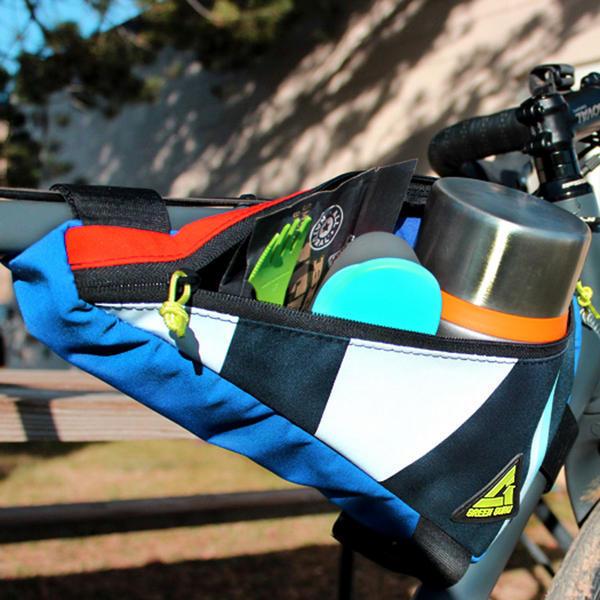 GREEN GURU Upshift Frame Bike Bag-Large
