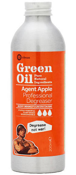 Green Oil Agent Apple Professional Degreaser