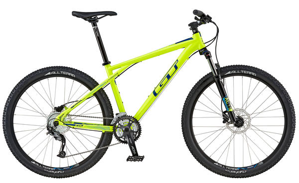 GT Avalanche Sport Color: Neon Yellow/Navy