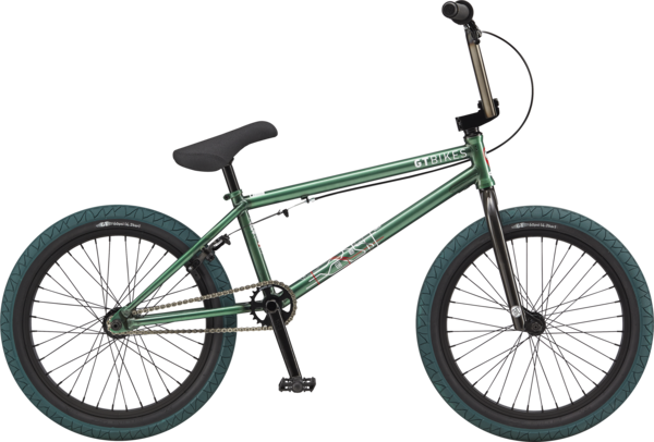GT BK Team Signature Color: Army Green