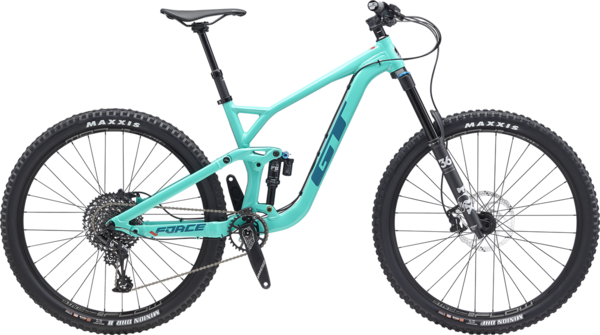 GT Force 29 Expert Color: Pitch Green