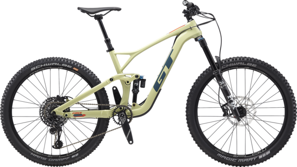 GT Force Carbon Expert Color: Moss Green