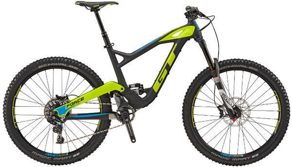 GT Force Carbon Pro Color: Raw