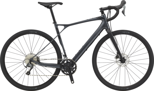 GT Grade Carbon Elite Color: Gunmetal