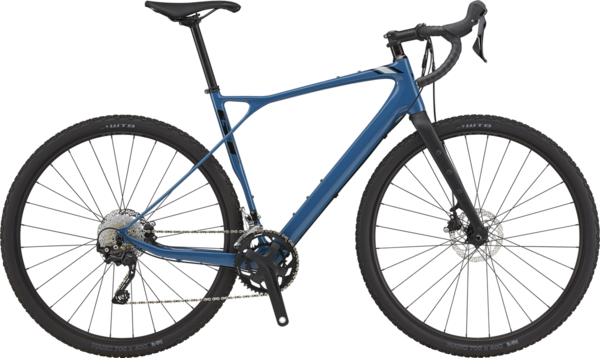 GT Grade Carbon Elite Color: Gloss Dusty Blue