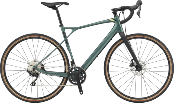 GT Grade Carbon Expert Color: Jade