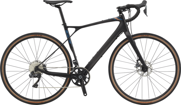 GT Grade Carbon Pro Color: Raw