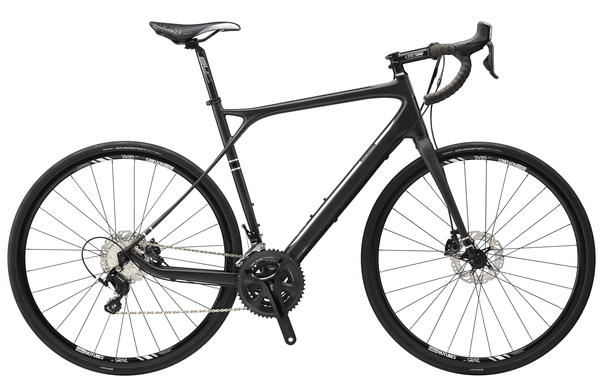 GT Grade Carbon 105 Color: Black