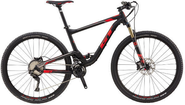 GT Helion Carbon Expert 9R Color: Raw