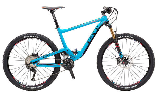 GT Helion Carbon Pro Color: Teal/Black