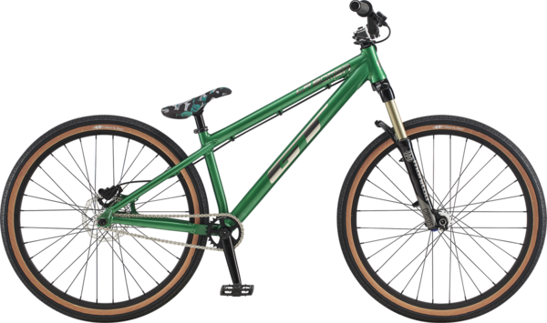 GT LaBomba Pro Color: Green