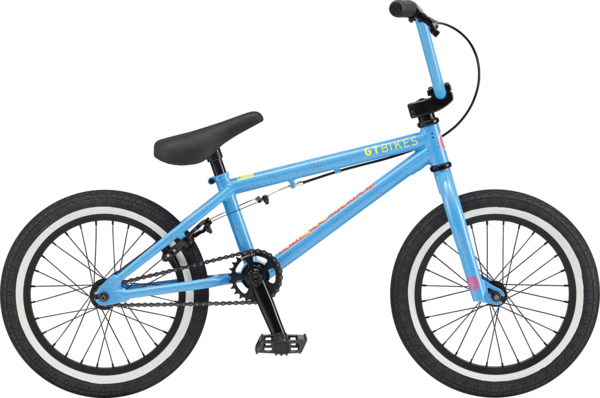 GT Lil. Performer 16 Color: Cyan Blue