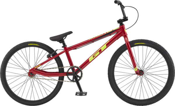 GT Mach One Pro 24 Color: Red