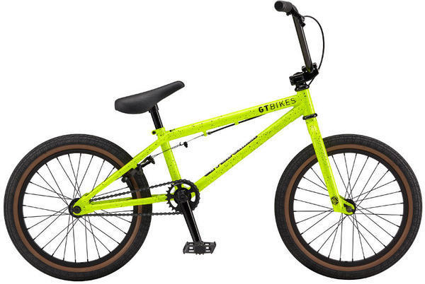 GT Jr. Performer 18 Color: Neon Yellow