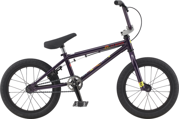 GT Performer Lil 16 Color: Purple