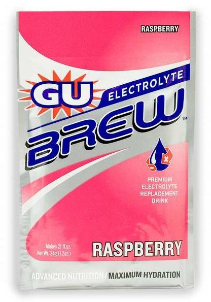 GU Electrolyte Brew - Rochester Cycling