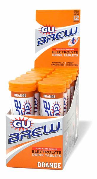GU Brew Electrolyte Tablets