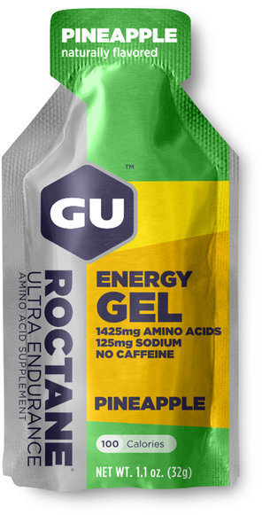 GU Roctane Energy Gel Flavor | Size: Pineapple | Single Serving