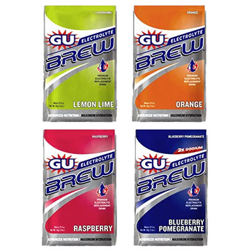 GU Electrolyte Brew 16-Pack
