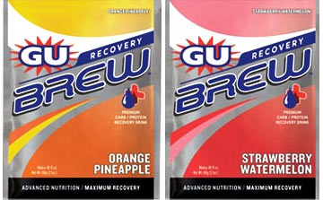 GU Recovery Brew 12-Pack