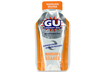 GU GU Energy Gel Flavor: Mandarin Orange