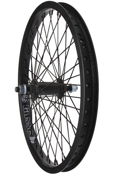 Gusset Black Dog 20-inch Wheels