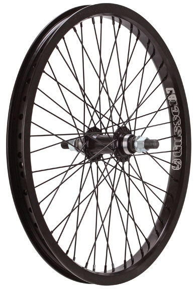 Gusset Black Dog 20-inch Wheels