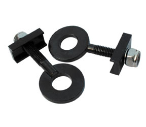 Gusset Disco Axle Tensioners