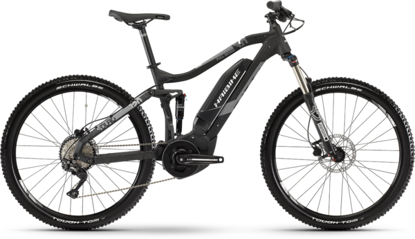 Haibike SDURO FullSeven 3.0 Color: Black/Grey