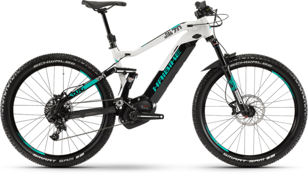 Haibike SDURO FullSeven 7.0 Color: Black/Grey