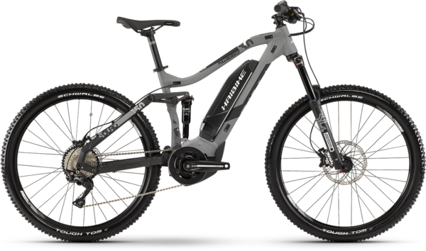 Haibike SDURO FullSeven LT 3.0 Color: Black/Grey