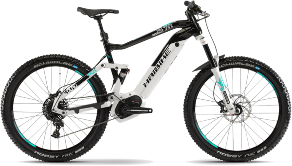 Haibike SDURO FullSeven LT 7.0 Color: Grey