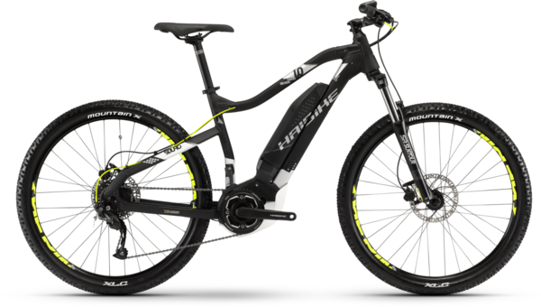 Haibike SDURO HardSeven 1.0 Color: Black