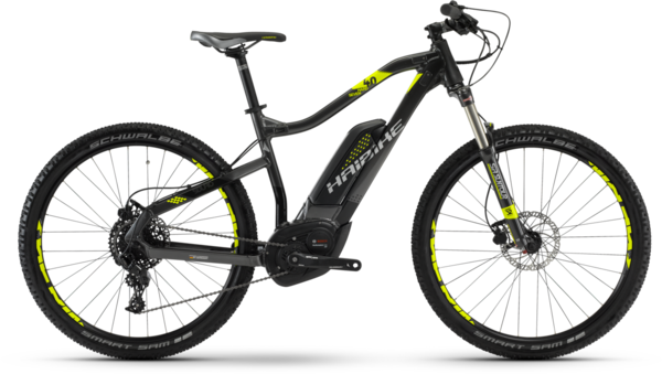 Haibike SDURO HardSeven 4.0 Color: Gray
