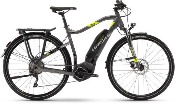 Haibike SDURO Trekking 4.0 High-step