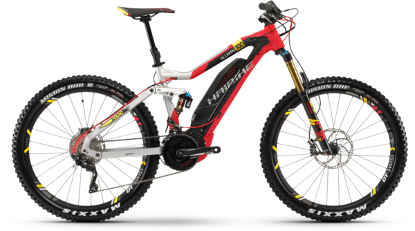 Haibike XDURO AllMtn 10.0 Color: Red