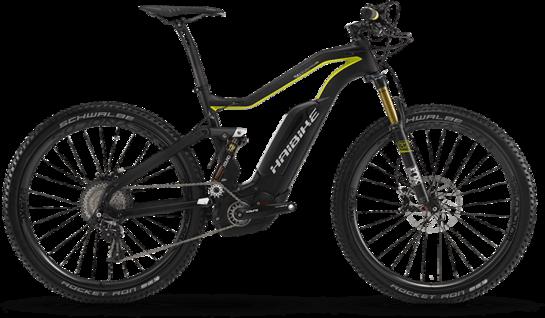Haibike XDURO FullSeven Carbon Pro