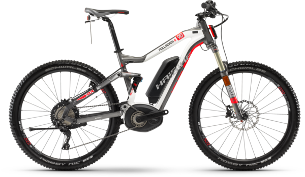 Haibike XDURO FullSeven S 9.0 Color: Gray
